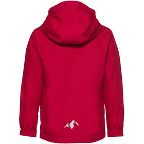 VAUDE Escape Light III Jacket Kinder indian red